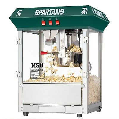 Michigan State University MSU Spartans 8oz Great Northern Popcorn Machine Table