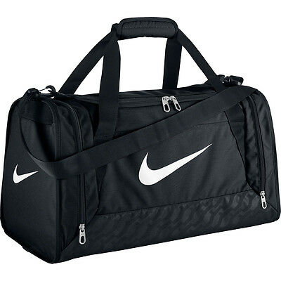 Nike Brasilia Training Gym Sports Football Duffle Bag Holdall Size XS, S, M