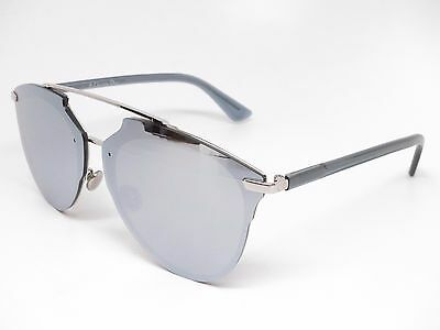13ec53db0fe2 Christian Dior Reflected P S60RL Palladium w Grey Azure Pixel Mirror  Sunglasses