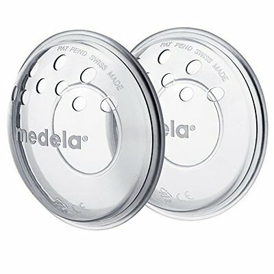 Medela SoftShells Breast Shell Soothers for Inverted Nipples Sore Nipples 80210