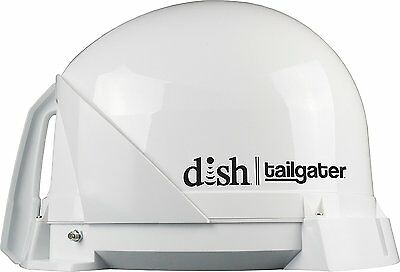 DISH VQ4400 Tailgater Portable/Roof Mountable Satellite TV Antenna for use with