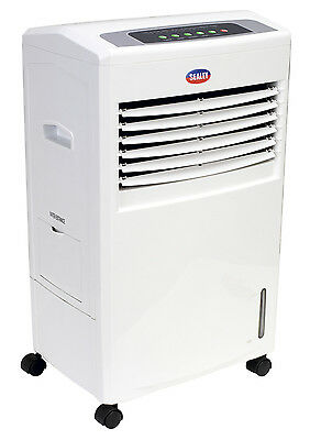 SAC41 Sealey Air Cooler/Heater/Air Purifier/Humidifier [Air Treatment]