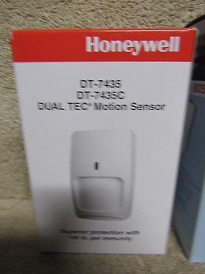HONEYWELL DT-7435C DUAL TEC Motion Sensor 35X40 SECURITY ALARM FIRE VISTA 20