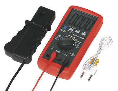 TA202 Sealey Digital Automotive Analyser 14 Function with IC [Electrics]