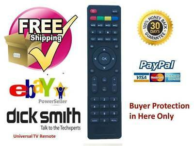 Remote Control For Dick Smith Tv Ge6600 Ge6601 Ge6602 Ge6603 Ge6606 Ge6607 Au