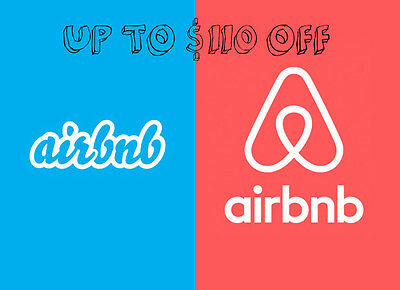 $110 TRAVEL CREDIT INSTANT $40 OFF AIRBNB DISCOUNT Promo Code NEW ACCOUNTS ONLY