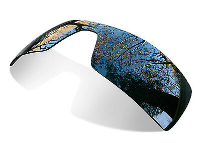 Fit&See Polarized Black Replacement Lenses for Oakley Batwolf