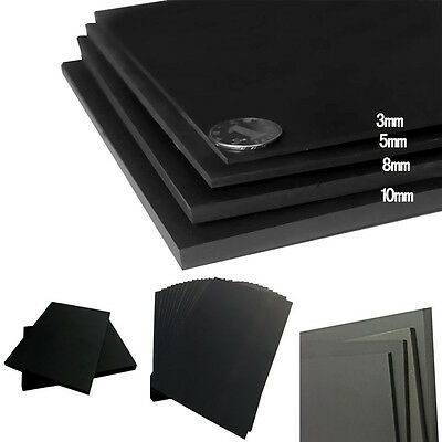 5 pcs 3mm 5mm Black PVC Buy Foam Board Cosplay Model Hard Making Material SP92