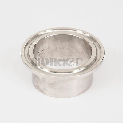 34mm Tube O/D  SS304 Sanitary Weld  Connector Pipe Fitting