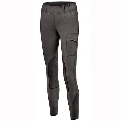 NEW Noble Outfitters Balance Riding Tights Asphalt Grey Sizes XS - L
