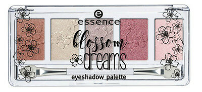 "ESSENCE LE ""blossom dreams eyeshadow palette (01 spring is in the air) NEU&OVP"