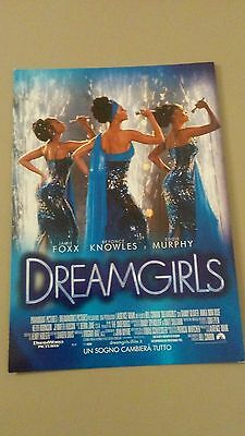 Promocard Cartolina Pubblicitaria - Pc 6982 Dreamgirls