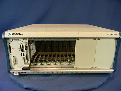 National Instruments PXI-1044 14-slot chassis 30 Day Warranty