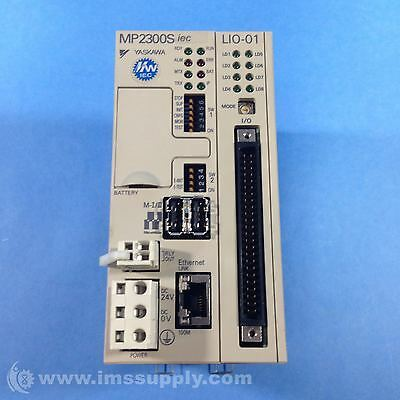 Yaskawa Electric Pmc-U-Mp23S04L1 Multi Axis Controller 24Vdc 1A Usip