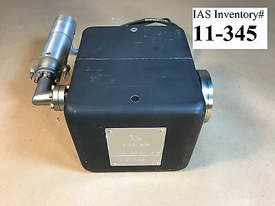 Varian Diode Ion Pump Zeiss 1455 Scanning Electron Microscope (Used Working)