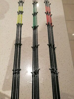 Push-in brand new 3sizes(light/medium/heavy) Quiver Tip X 6 for $38 free ship