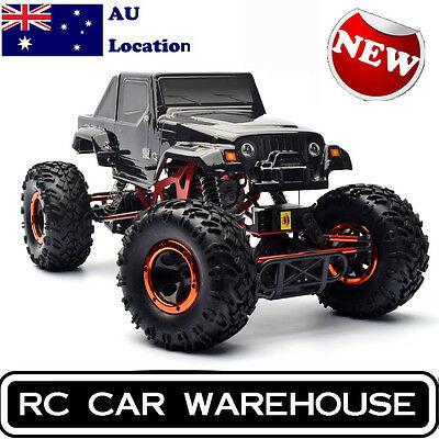 HSP RC Car 94180 2.4Ghz Off Road 1/10 Scale Electric Rock Crawler RTR RC Car