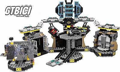 LEGO THE BATMAN MOVIE `` THE BATCAVE ´´ Ref 70909 MINIFIGURES DOESN'T INCLUDED