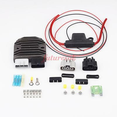 Universal Motorcycle Voltage Regulator Rectifier Kit f Shindengen Mosfet FH020AA