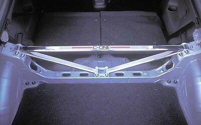 C-ONE 3 Punkt Point Domstrebe HA Rear Strut Bar Toyota Celica T23 ZZT231 ZZT230