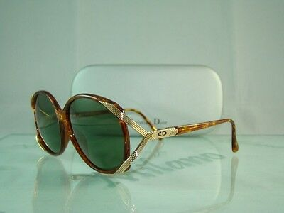 CLEARANCE PRICE.. CHRISTIAN DIOR 2520 10 GALAXY TORTOISE VINTAGE Sunglasses S 58