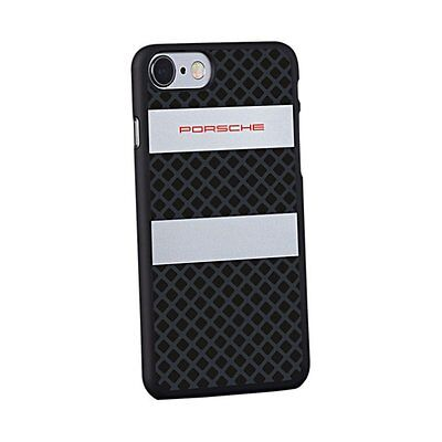 Genuine Porsche iPhone 6 & 7 Case - Black Racing Edition