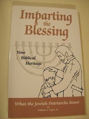 Imparting the Blessing to Your Children. Messianic Jewish interest! Jesus/YESHUA