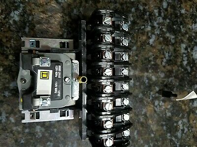 lighting contactor square D 8903LO80V02