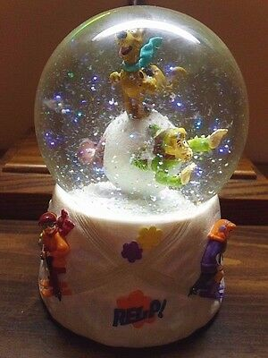 2000 Scooby Doo and Gang Snowglobe | Hanna-Barbera | AS IS | Free Shipping