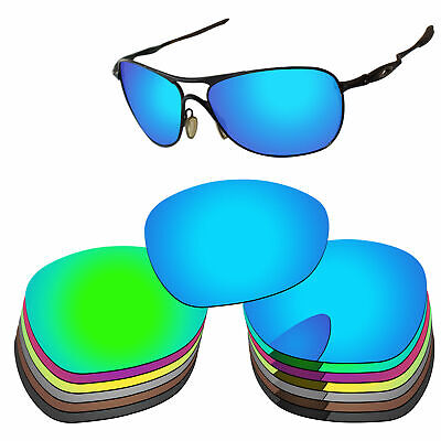 PapaViva Polarized Replacement Lenses For-Oakley Crosshair 2012 OO4060 -Options