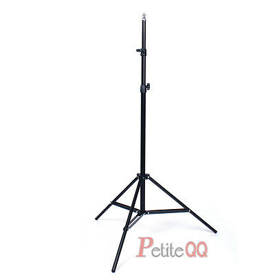 2m 7ft photo photography light stand tripod for lamp softbox camera studio kit
