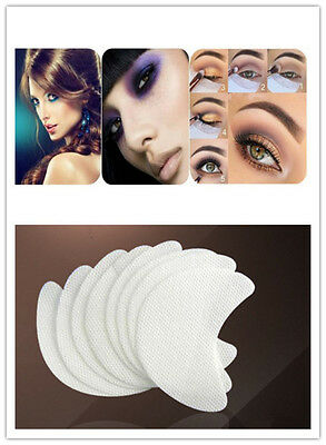 100x Eyelash Extension Under Eye  Shadow Stickers Pads Lint Free Medical Tape