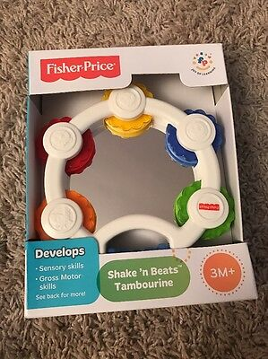 Fisher-Price Shake ''n Beats Tambourine