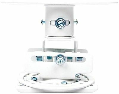 Optoma Universal Flush Ceiling Mount for Projector - White