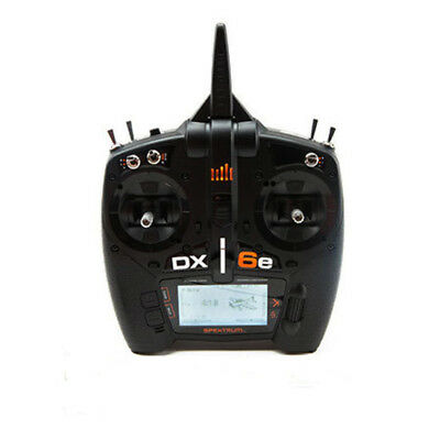 DX6e 6-Channel DSMX Transmitter Only  SPEKTRUM