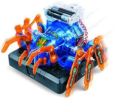 Build-Your-Own Robotic Spider – FUN TOY KIDS EDUCATIONAL SCIENCE  KIT - DIY