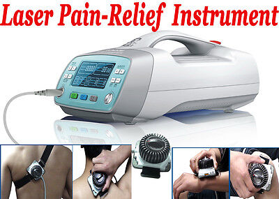 Body Pain Relief/Physiotherapy 810nm Diode Low level cold laser Therapy LLLT