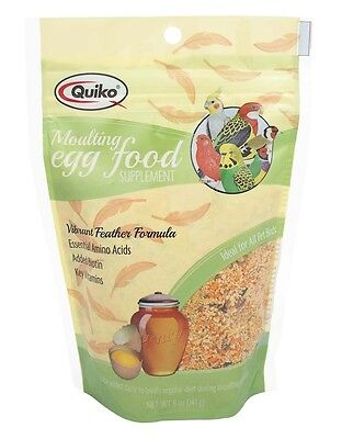 Sunseed Quiko Moulting Egg Food 5oz