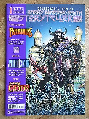 Barry Windsor-Smith Storyteller #1 Very Fine (F22)