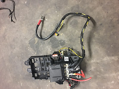 05 06 07 08 Audi A6 Trunk Mounted Fuse Relay Box 4F0971845