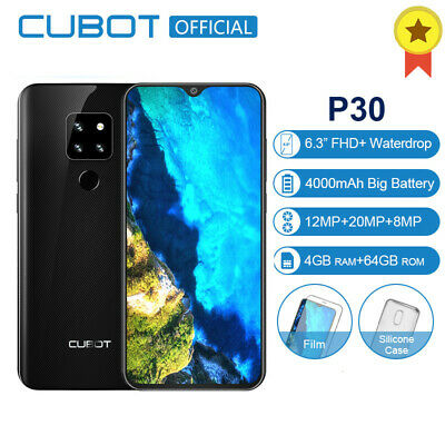 6.088''OUKITEL C15 Pro 4G CELLULARE Android 9.0 impronte 2GB/16GB ROM Smartphone