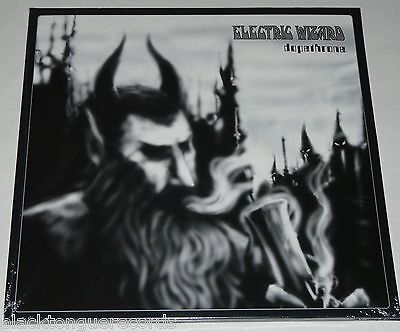 Electric Wizard Dopethrone LP Limited Double *BLACK* Gatefold Vinyl New/Sealed