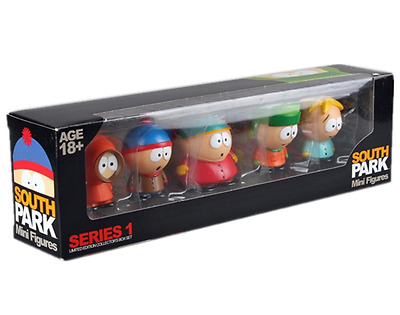 South Park Figures Models Toys Novelty Gift Minifigures Collectables 5cm New