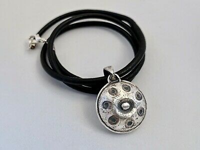 PendPAn Mini Handpan Hang Drum Pendant Silver 925