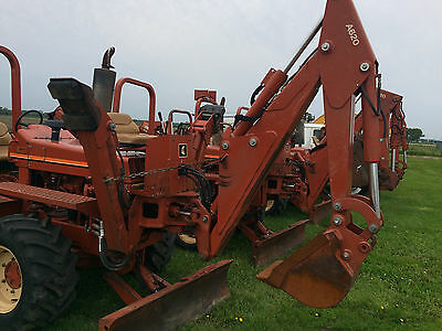 Ditch Witch A620 Backhoe Attachment