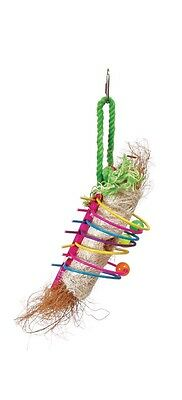 Prevue Pet Products Tropical Teasers Rings of Fire Bird Toy