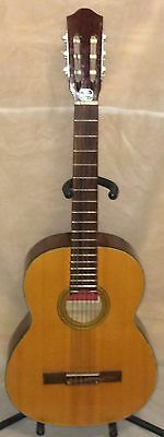 Vintage Canora A480 Classical Guitar with case