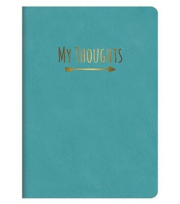 NEW Studio Oh! Leatheresque Lined Journal Notebook Nearly Teal