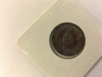 Arizona State Tax Commission Coin Token Mils WWII -Rare