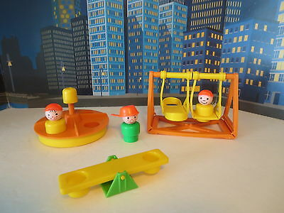Fisher Price Little People Play Ground Set